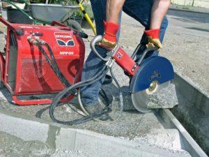 Характеристики пил по бетону и особенности их выбора