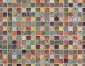 Особенности ПВХ-панелей под мозаику