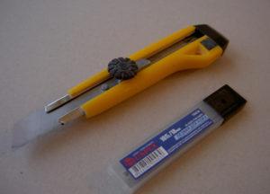 Ножи для гипсокартона: выбор инструментов