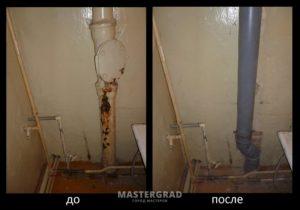 Тонкости процесса замены стояка в доме