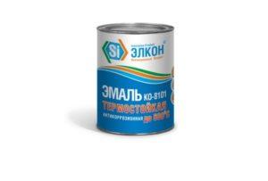 Эмаль КО-8101: технические характеристики и стандарты качества