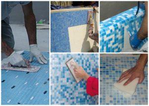 Белый клей для мозаики: как выбрать?