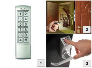 Электронный замок на дверь: особенности выбора и эксплуатации