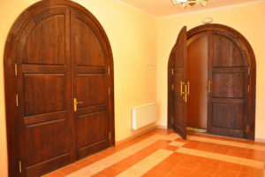 арочные двери Postroikado
