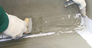 Что такое обмазочная гидроизоляция и где её используют?