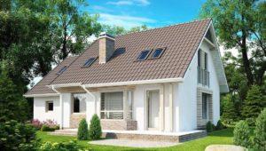 Проекты небольших домов с мансардой: секреты расширения пространства