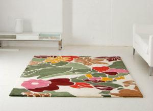 Хлопковые ковры в современном дизайне