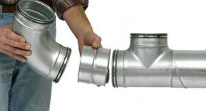 Вентиляционные трубы: виды и особенности применения