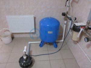 Особенности и установка гидроаккумуляторов для системы водоснабжения