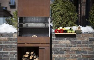 Как выбрать гриль на дровах?