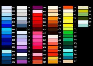 Тонкости выбора цвета натяжных потолков