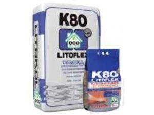 Плиточный клей Litokol K80: технические характеристики и особенности применения