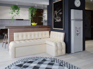 Узкие диваны со спальным местом на кухню: характеристика, виды и советы по выбору