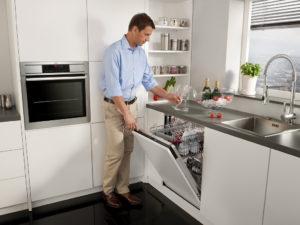 Техника под столешницу на кухне: выбор и установка