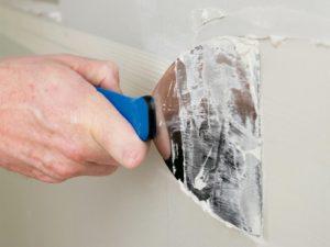 Как выбрать финишную шпаклевку под покраску?