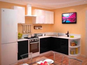 Угловые кухни: виды, размеры и красивые идеи дизайна