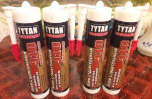 Жидкие гвозди Tytan Professional: особенности и применение