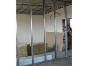 Как изготовить стену из гипсокартона?