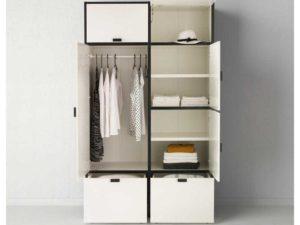 Шкафы для одежды от Ikea