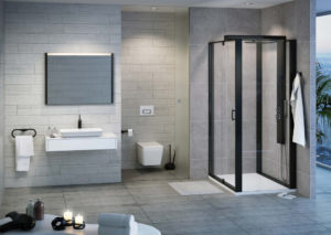 Ванная в стиле минимализм: особенности выбора мебели, сантехники и аксессуаров