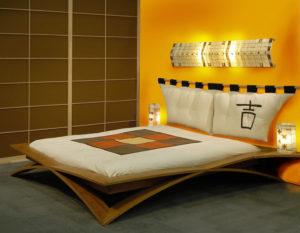 Кровати в японском стиле