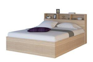 Кровати с полками в изголовье