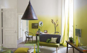 Декор стен: варианты под покраску в дизайне интерьера