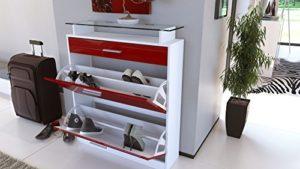 Тумбы для обуви в прихожую: важная деталь в интерьере
