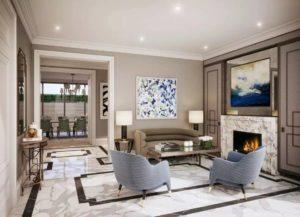 Современные идеи дизайна гостиной: модные тенденции
