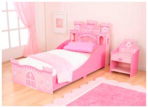 Выбираем детскую кровать для девочек от 5 лет
