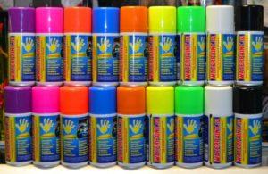 Как выбрать краску для пластика в баллончиках?