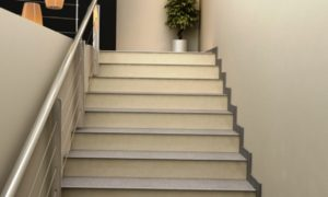 Ступени для лестниц из керамогранита: особенности и критерии выбора