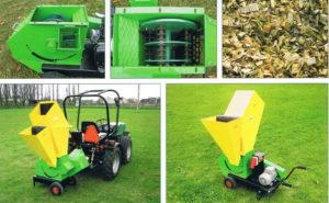 Садовые измельчители для травы и веток: особенности и популярные модели