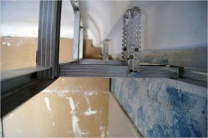 Как сделать короб из гипсокартона на потолке?