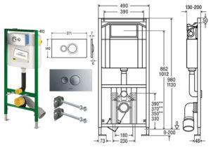 Особенности систем инсталляции Viega: обзор популярных моделей