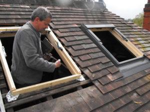 Окна в крыше: разновидности, выбор конструкции и рекомендации по установке