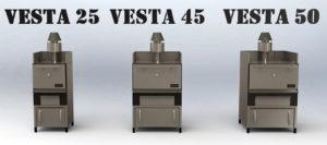 Мангал Vesta: виды и все тонкости выбора