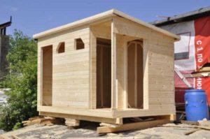 Хозблоки для дачи с душем и туалетом: преимущества и недостатки