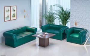 Выбираем диван в кабинет
