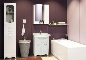 Как выбрать умывальник в ванную комнату с тумбой и зеркалом?