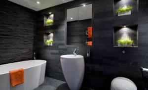 Отделка ванных комнат: стильные и необычные идеи дизайна