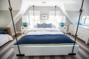 Подвесные кровати