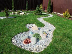 Ландшафтный дизайн дачного участка: как сделать самостоятельно