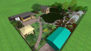 Хитрости ландшафтного дизайна по обустройству земельного участка