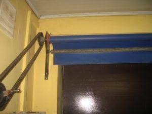 Выбираем штору на ворота в гараж