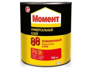 Характеристики клея Момент 88