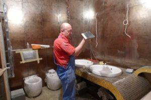 Ремонт санузла: внутрення отделка и монтаж сантехники