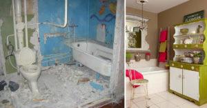 Ремонт ванной комнаты в хрущевке: преображение устаревшего интерьера