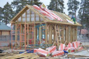 Каркасная баня: плюсы и минусы конструкций