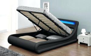 Особенности выбора газлифта для кровати
